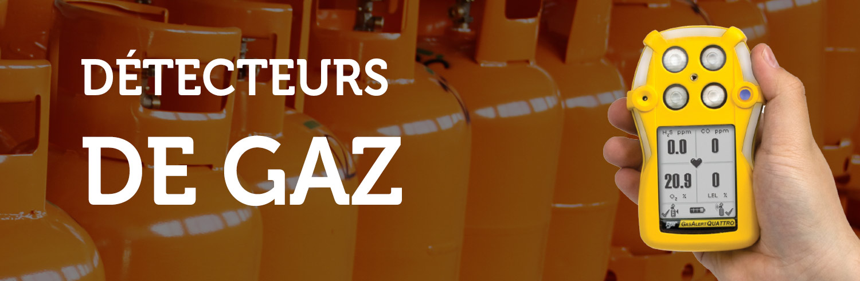 Détecteurs de gaz en Tunisie chez Aztechnology