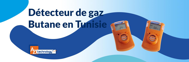 Détecteur de gaz Butane en Tunisie