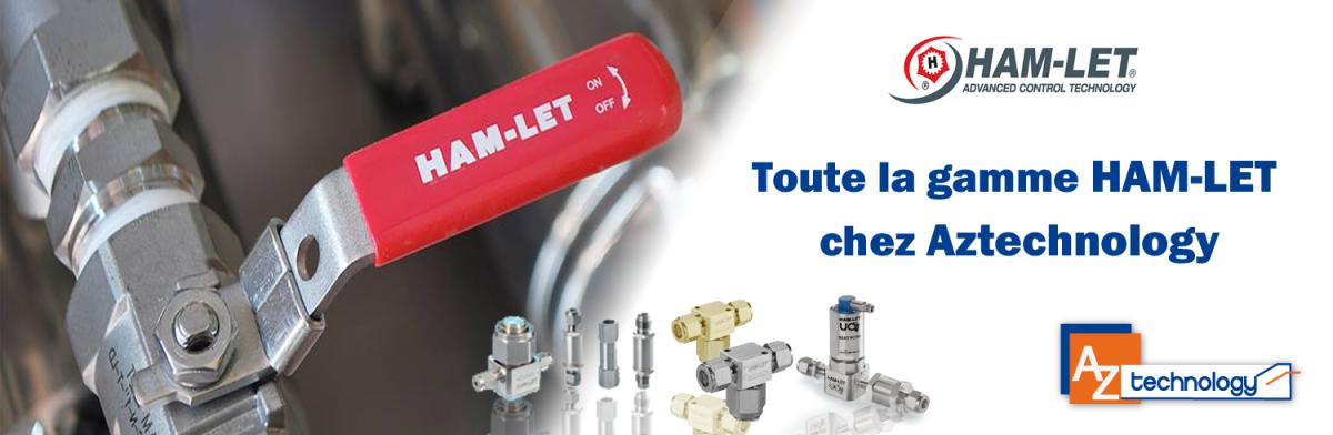 Toute la gamme HAM-LET en Tunisie chez AZ Technology