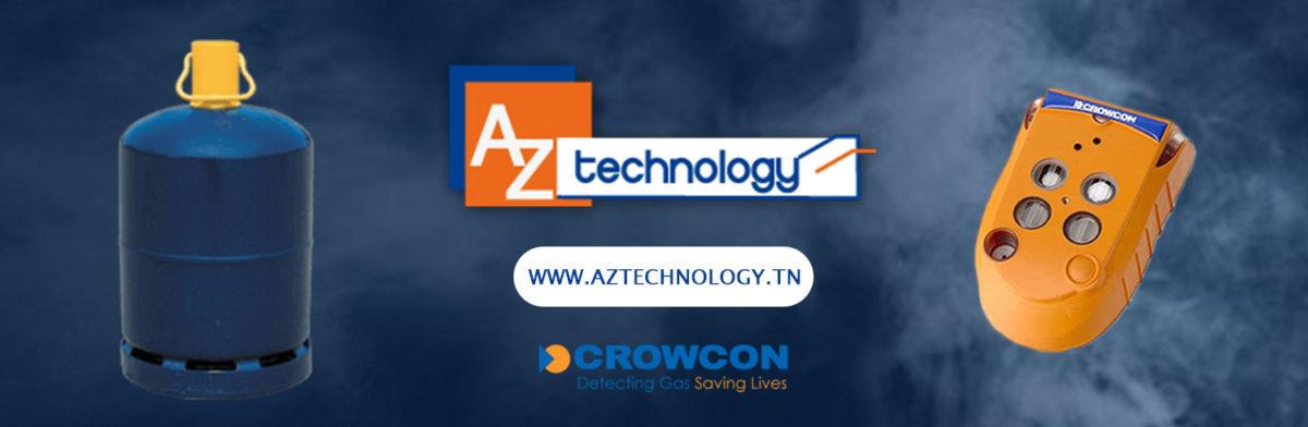 AZ Technology : Toute une gamme de détecteurs de gaz Butane en Tunisie