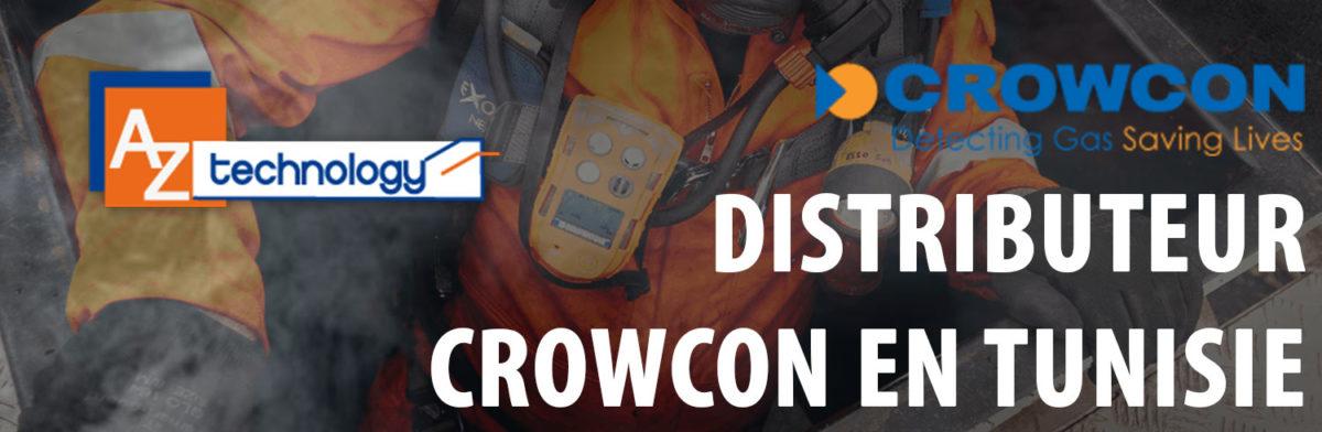 AZ Technology: Distributeur Crowcon en Tunisie