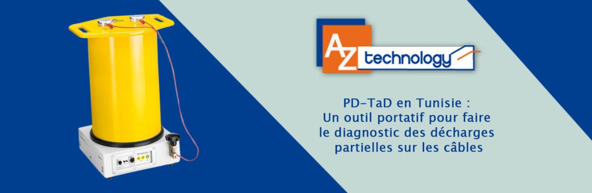 Découvrez les produits BAUR : Systèmes de détection PD-TaD Tunisie chez AZ Technology