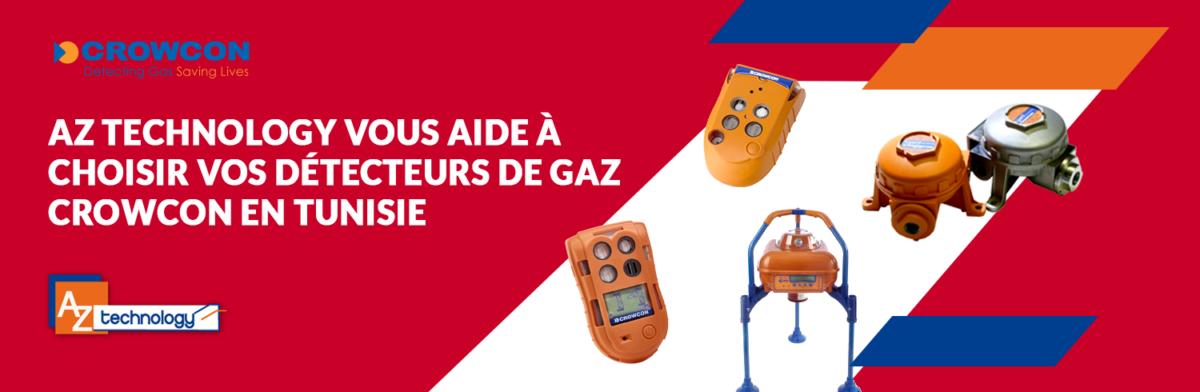 Tous les produits CROWCON Tunisie chez AZ Technology