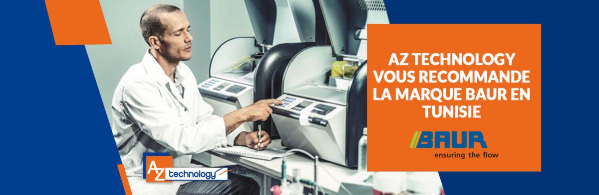 AZ Technology met en avant les produits BAUR Tunisie