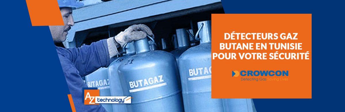 Toute une gamme de détecteurs de gaz butane en Tunisie