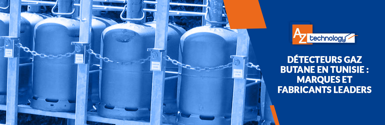 Toute une gamme de détecteurs gaz butane en Tunisie