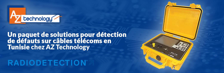 Pour une meilleure détection de défauts sur câbles télécoms en Tunisie