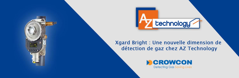 Détecteurs de gaz Crowcon en Tunisie : deux nouveaux produits à découvrir chez AZ Technology