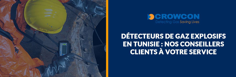 De nouveaux détecteurs de gaz explosifs en Tunisie à découvrir chez AZ Technology