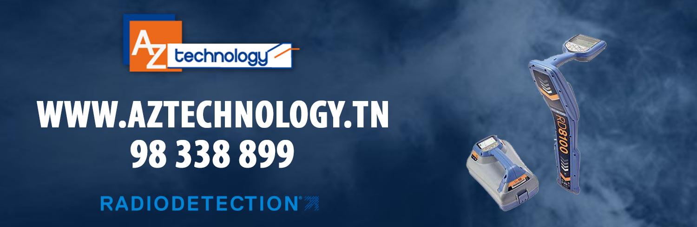 RD 8100 en Tunisie : Le détecteur de réseaux enterrés disponible chez Aztechnology