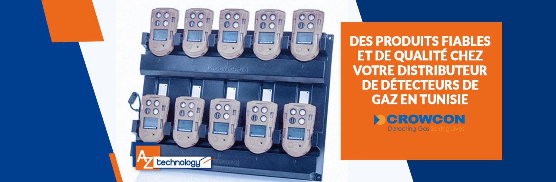 AZ Technology : distributeur de détecteurs de gaz en Tunisie