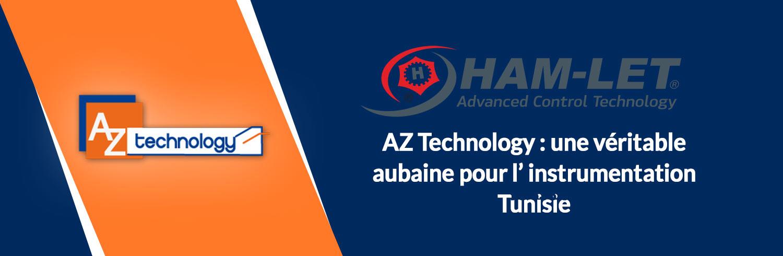 AZ Technologybouleverse le secteur de l'instrumentation Tunisie