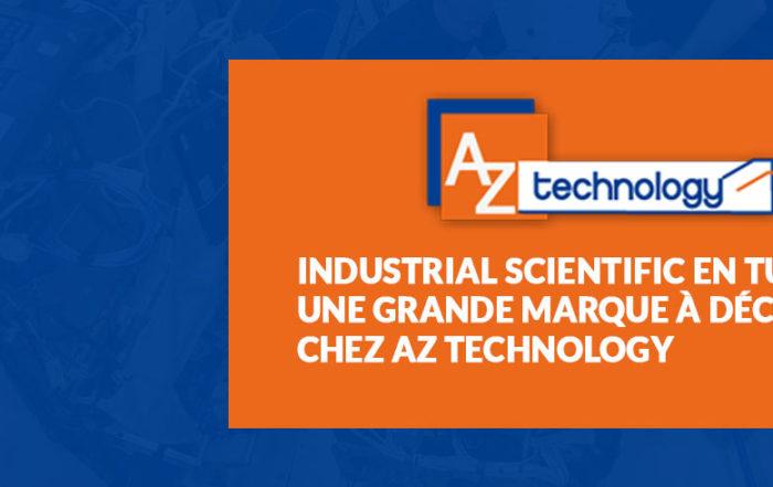 AZ Technology: Détecteurs de gaz Industrial Scientific en Tunisie