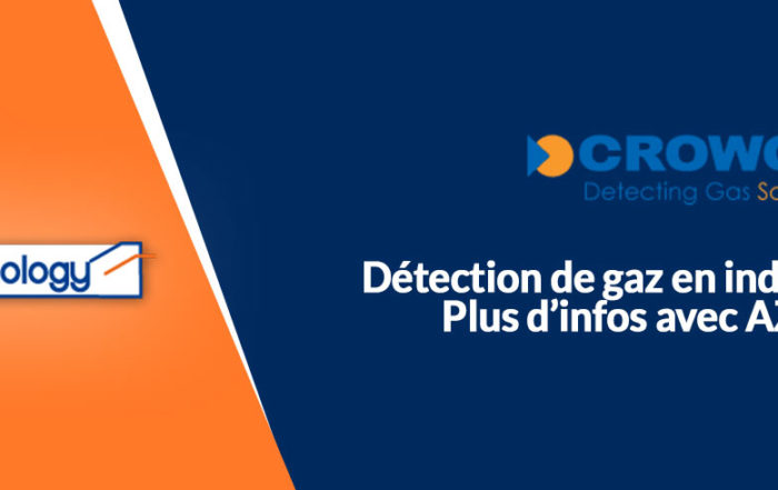 Détection de gaz en industrie en Tunisie : Nouveaux capteurs à découvrir chez AZ Technology