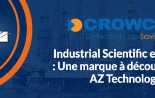 Toute une gamme d'équipements Industrial Scientific en Tunisie chez AZ Technology