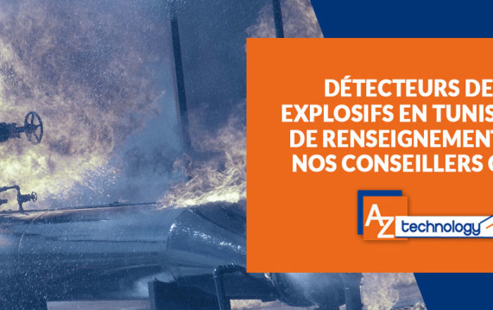 AZ Technology: Une nouvelle sélection de détecteurs de gaz explosifs en Tunisie