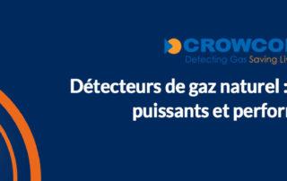 De nouveaux détecteurs de gaz naturel