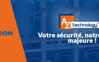 AZ Technology : votre fournisseur de détecteurs de gaz butane Tunisie
