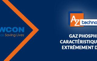détecteurs de gaz phosphine PH3 en Tunisie