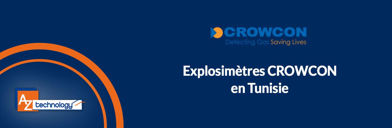 d'explosimètres en Tunisie